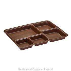 Cambro 1411CP167 Tray, Compartment, Plastic