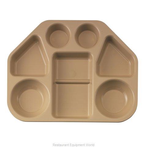 Cambro 14187TRCW133 Tray, Compartment, Plastic