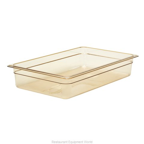 Cambro 14HP150 H-Pan (Magnified)