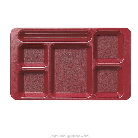 Cambro 1596CP416 Tray, Compartment, Plastic