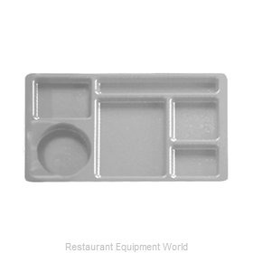 Cambro 1596CP437 2 x 2 Compartment Tray