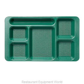 Cambro 1596CW119 Tray, Compartment, Plastic