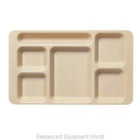 Cambro 1596CW133 Tray, Compartment, Plastic