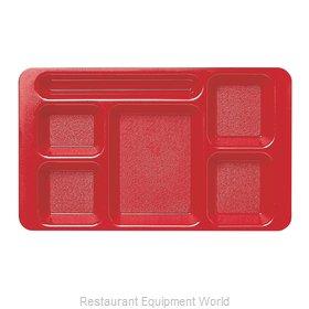 Cambro 1596CW404 Tray, Compartment, Plastic