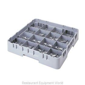 Cambro 16C258151 Dishwasher Rack, Glass Compartment