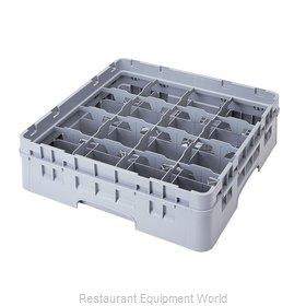 Cambro 16C414151 Dishwasher Rack, Glass Compartment