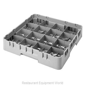 Cambro 16C578151 Dishwasher Rack Glass Compartment
