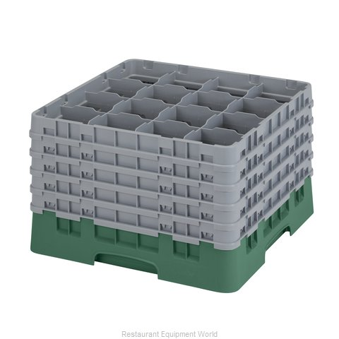 Cambro 16S1058119 Full Size Glass Rack