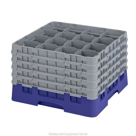 Cambro 16S1058186 Full Size Glass Rack