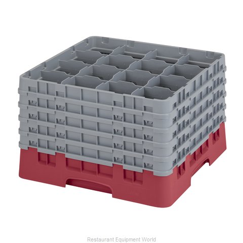 Cambro 16S1058416 Full Size Glass Rack