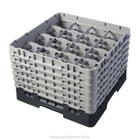Cambro 16S1114110 Full Size Glass Rack