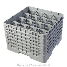 Cambro 16S1114151 Dishwasher Rack, Glass Compartment