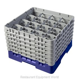 Cambro 16S1114186 Dishwasher Rack, Glass Compartment