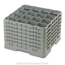 Cambro 16S1214151 Dishwasher Rack, Glass Compartment
