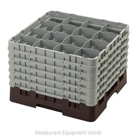 Cambro 16S1214167 Dishwasher Rack, Glass Compartment