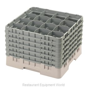 Cambro 16S1214184 Full Size Glass Rack