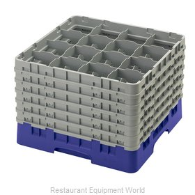 Cambro 16S1214186 Dishwasher Rack, Glass Compartment