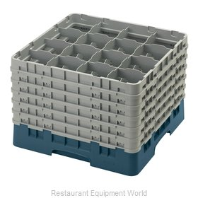Cambro 16S1214414 Dishwasher Rack, Glass Compartment
