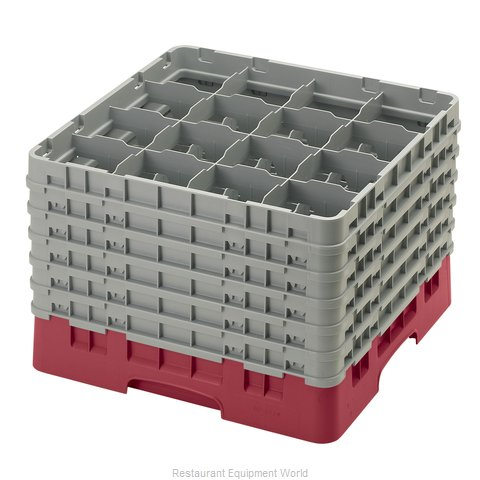 Cambro 16S1214416 Full Size Glass Rack
