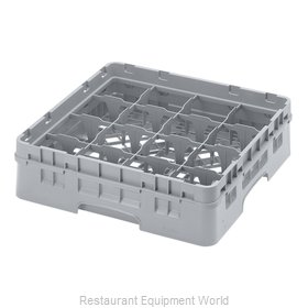 Cambro 16S318151 Dishwasher Rack, Glass Compartment