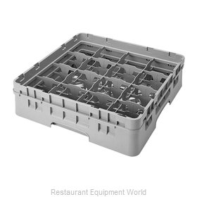 Cambro 16S318167 Dishwasher Rack, Glass Compartment