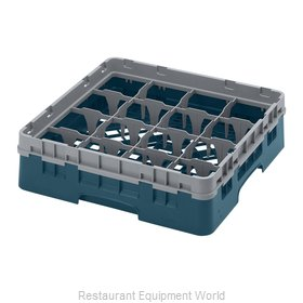 Cambro 16S318414 Dishwasher Rack, Glass Compartment