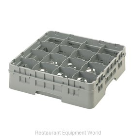 Cambro 16S418151 Dishwasher Rack, Glass Compartment