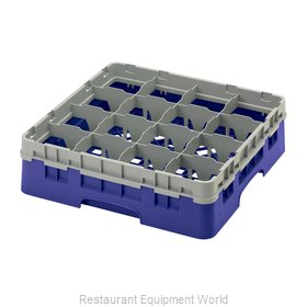 Cambro 16S418186 Dishwasher Rack, Glass Compartment