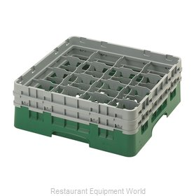 Cambro 16S434119 Full Size Glass Rack