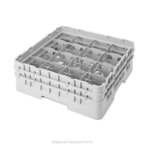 Cambro 16S434151 Dishwasher Rack, Glass Compartment