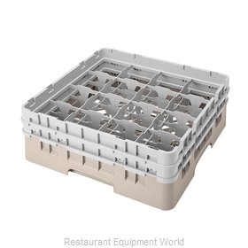 Cambro 16S434184 Full Size Glass Rack