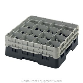 Cambro 16S534110 Full Size Glass Rack