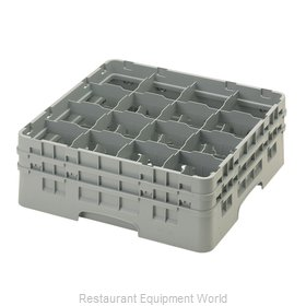 Cambro 16S534151 Dishwasher Rack, Glass Compartment
