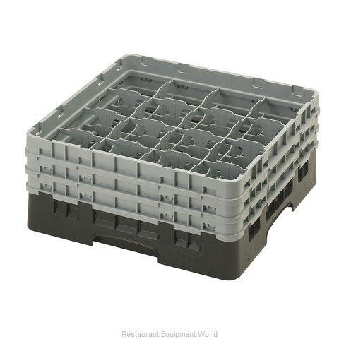 Cambro 16S638110 Full Size Glass Rack