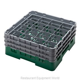 Cambro 16S638119 Full Size Glass Rack