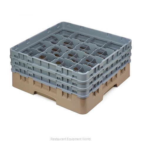 Cambro 16S638184 Full Size Glass Rack