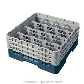 Cambro 16S638414 Full Size Glass Rack