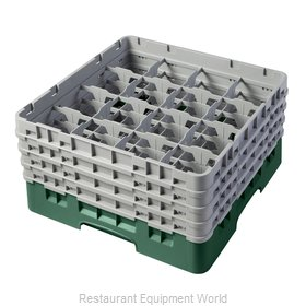 Cambro 16S800119 Full Size Glass Rack