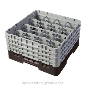 Cambro 16S800167 Full Size Glass Rack