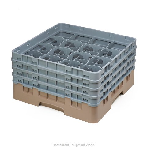 Cambro 16S800184 Full Size Glass Rack