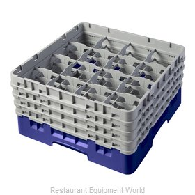 Cambro 16S800186 Full Size Glass Rack