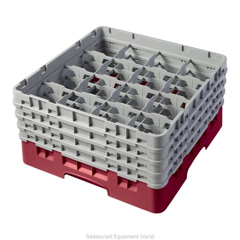 Cambro 16S800416 Full Size Glass Rack