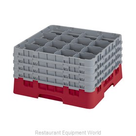 Cambro 16S900163 Full Size Glass Rack
