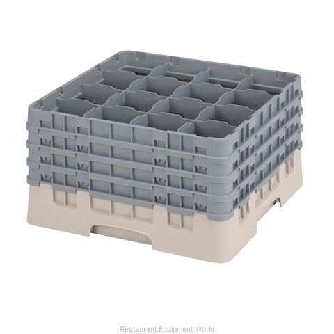 Cambro 16S900184 Full Size Glass Rack