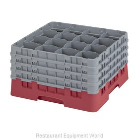 Cambro 16S900416 Full Size Glass Rack