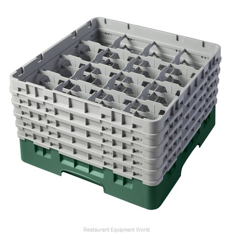 Cambro 16S958119 Full Size Glass Rack