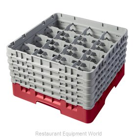 Cambro 16S958163 Full Size Glass Rack