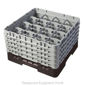 Cambro 16S958167 Full Size Glass Rack