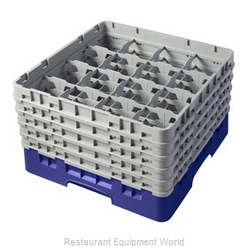 Cambro 16S958186 Dishwasher Rack, Glass Compartment