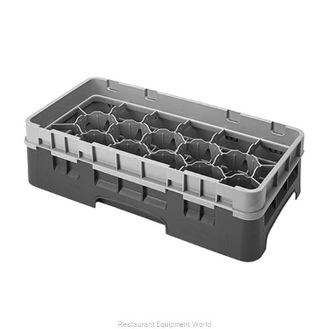 Cambro 17HS318151 Dishwasher Rack, Glass Compartment